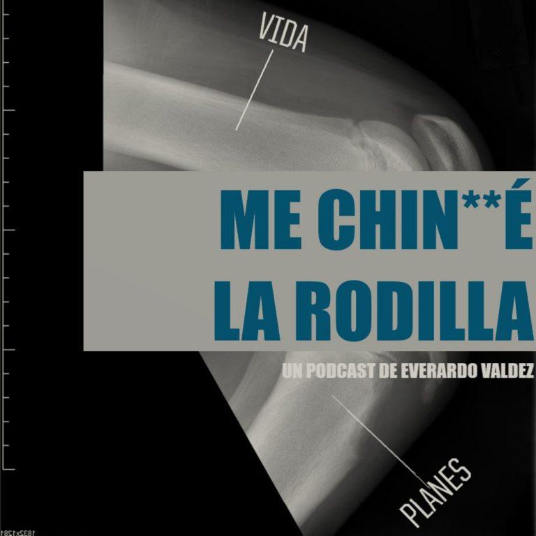 """Ep01 – T01 – MIGUEL LAYÚN en, """"Me chingué la rodilla""""."""