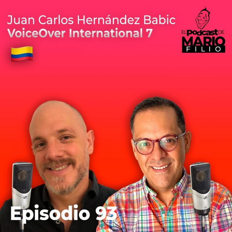 Voiceover International | Parte 7 con Juan Carlos Hernández Babic